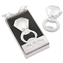 Diamond Bottle Opener Favor
