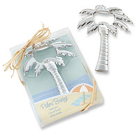 Palm Tree Bottle Opener Favor