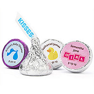 Personalized HERSHEY'S® Kisses - Baby