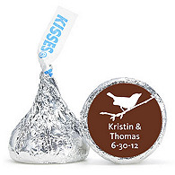 Personalized HERSHEY'S® Kisses - Bird (Branch)