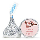 Personalized HERSHEY'S® Kisses - Cherry Blossom