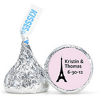 Personalized HERSHEY'S® Kisses - Paris