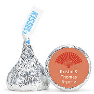 Personalized HERSHEY'S® Kisses - Fan