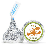 Personalized HERSHEY'S® Kisses - Lobster