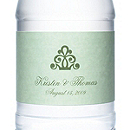 Personalized Water Bottles - Regal (Green)