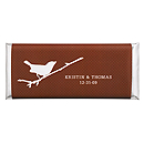 Personalized Large HERSHEY'S® Chocolate Bars - Bird (Branch)