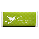 Personalized Large HERSHEY'S® Chocolate Bars - Bird (Grass)