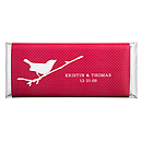 Personalized Large HERSHEY'S® Chocolate Bars - Bird (Punch)