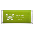 Personalized Large HERSHEY'S® Chocolate Bars - Butterfly