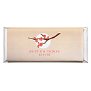 Personalized Large HERSHEY'S® Chocolate Bars - Cherry Blossom