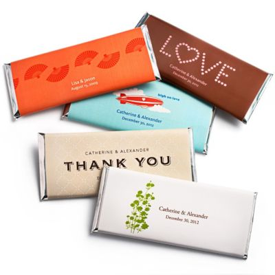 Personalized Large HERSHEY'S® Chocolate Bars