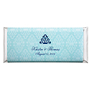 Personalized Large HERSHEY'S® Chocolate Bars - Regal (Blue)