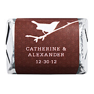 Personalized HERSHEY'S NUGGETS® Chocolates - Bird (Branch)