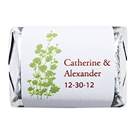 Personalized HERSHEY'S NUGGETS® Chocolates - Foliage (Grass)