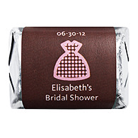 Personalized HERSHEY'S NUGGETS® Chocolates - Dress (Shower)