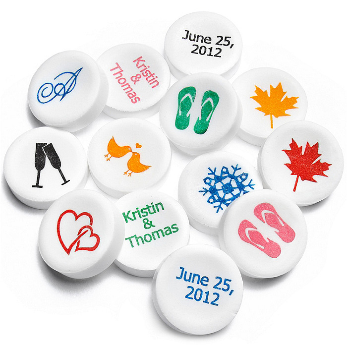 Personalized Mints