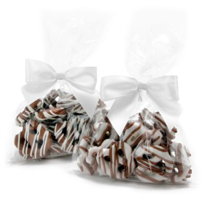 Mini Chocolate Covered Pretzels