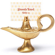 Genie Bottle Place Card Holder