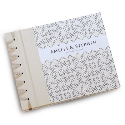 Moroccan Lattice Personalized Album