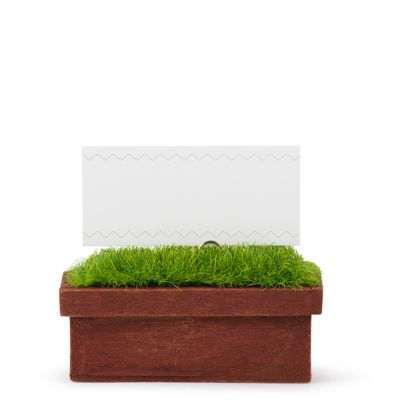 Window Planter Place Card Holders