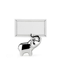 lucky elephant place card holders