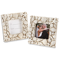 Shell-covered Place Card/Photo Frame