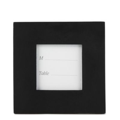 Chalkboard Place Card/Photo Frame