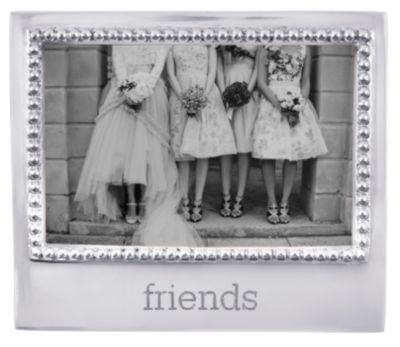 Friends Beaded Frame