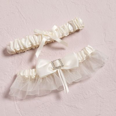 Beverly Clark Duchess Garter Set