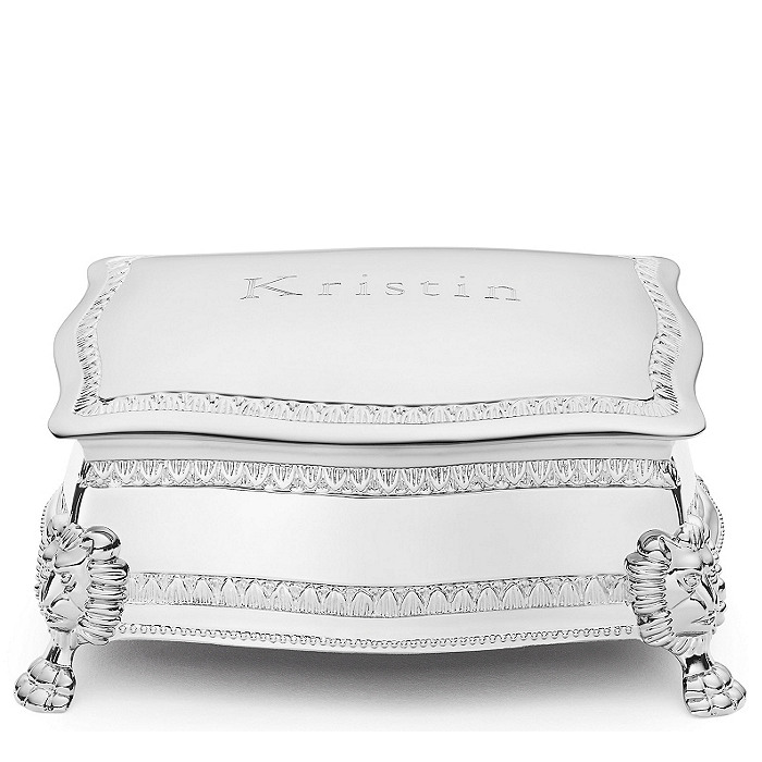 Figaro Jewelry Box