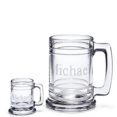 Maritime Mug & Shot Glass Set