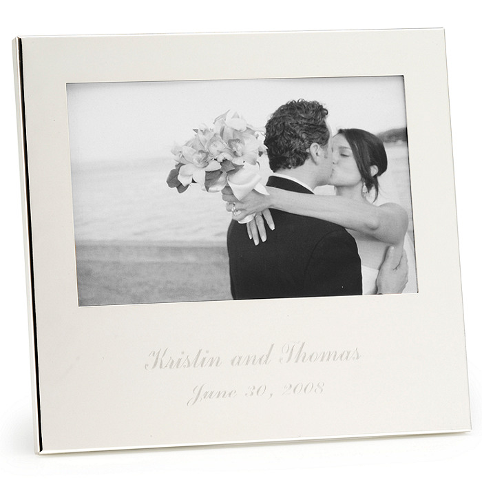 Silver-plated Frame - 4x6