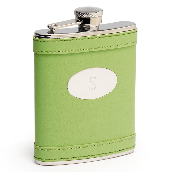 Lime Green Flask