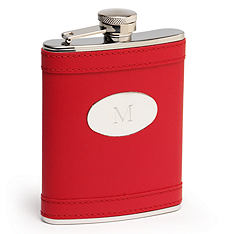 apple red flask