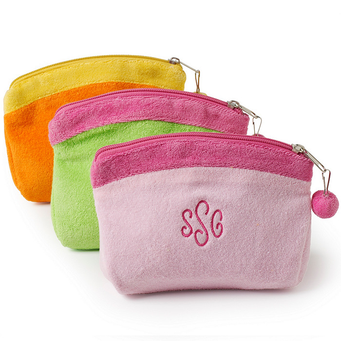 Terry Cosmetic Bag