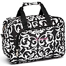 Mini Travel Duffle Bag - Damask