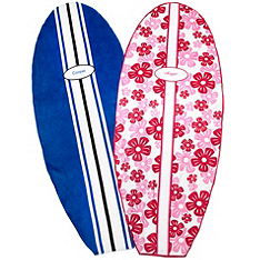 personalizable surfboards beach towel