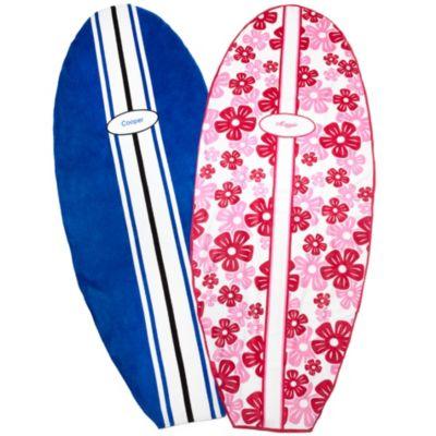 Surfboard Beach Towel