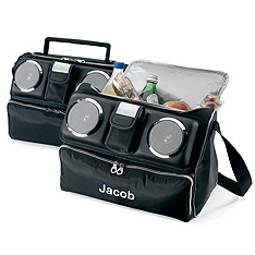 MP3 Cooler Bag