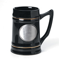 Medallion Ceramic Mug