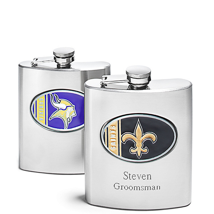 NFL Flask
