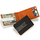 Leather Wallet / Money Clip