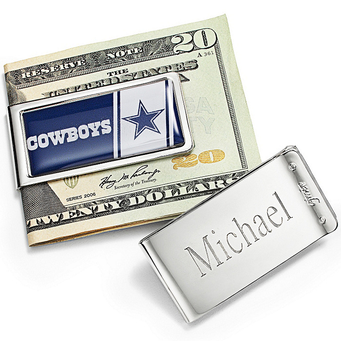 NFL Emblem Money Clip