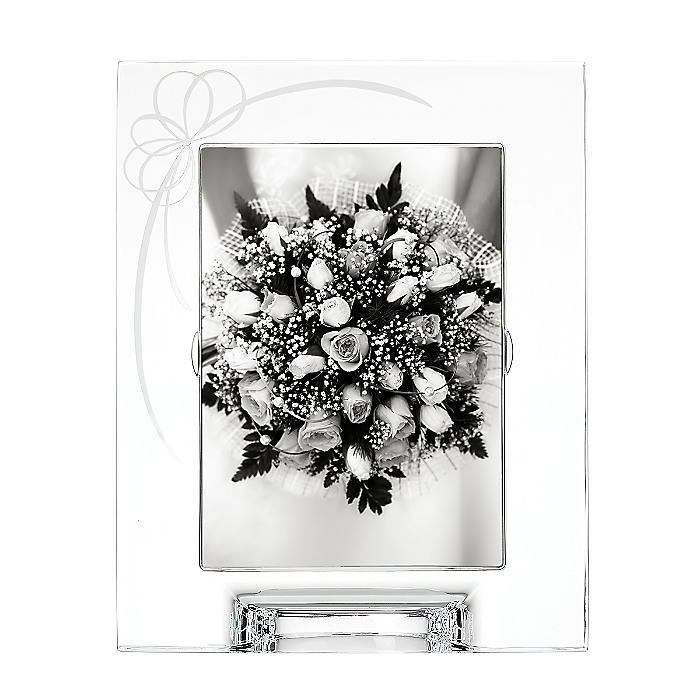 kate spade new york belle boulevard 5x7 crystal frame