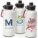 Personalized Aluminum Drinking Bottle