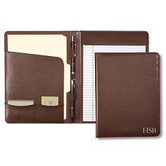 Executive Leather Writing Pad