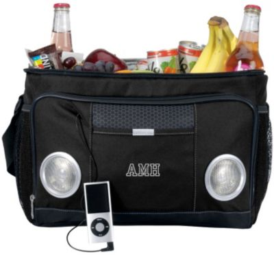 Encore MP3 Cooler Bag
