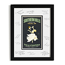 Personalized Guest Signature Frame - First Dance