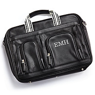 Deluxe Leather Laptop Bag