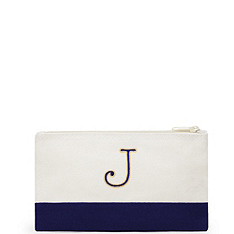 Colorblock Cosmetic Bag - Small